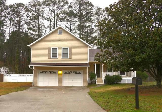 3058 SW Favor Pines Ct, Marietta, GA 30060 (MLS #8906827) :: Regent Realty Company
