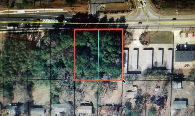 0 Jodeco Rd Lots 10&11, Mcdonough, GA 30253 (MLS #8907086) :: Rettro Group
