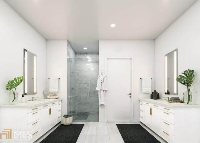 40 12Th St #1206, Atlanta, GA 30309 (MLS #8907087) :: Buffington Real Estate Group