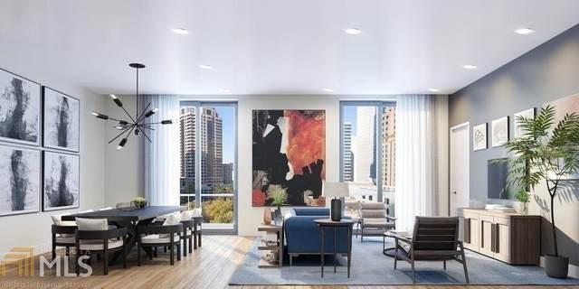 40 12Th St #905, Atlanta, GA 30309 (MLS #8907091) :: Buffington Real Estate Group