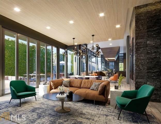 40 12Th St #1501, Atlanta, GA 30309 (MLS #8907094) :: Buffington Real Estate Group