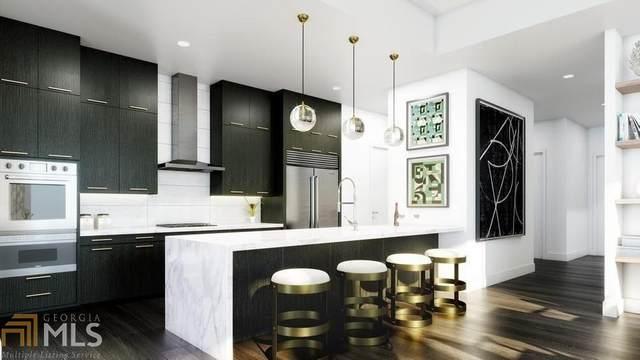 40 12Th St #1503, Atlanta, GA 30309 (MLS #8907096) :: Buffington Real Estate Group