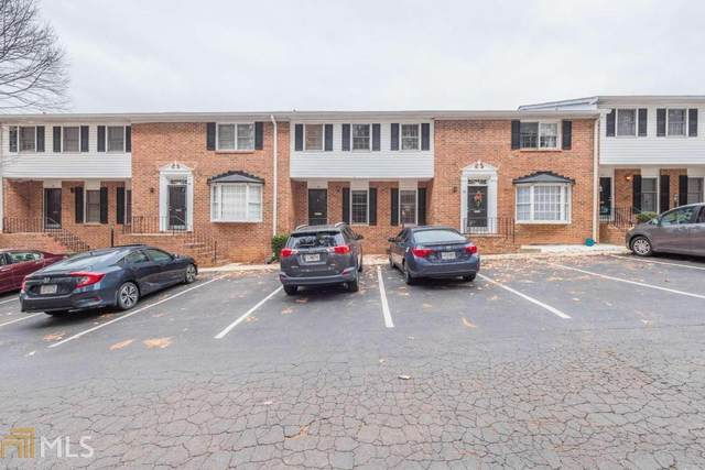 6520 Roswell Rd #49, Atlanta, GA 30328 (MLS #8907223) :: Anderson & Associates