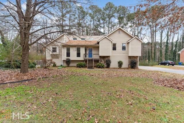 438 Puckett Terrace, Lilburn, GA 30047 (MLS #8907336) :: Buffington Real Estate Group
