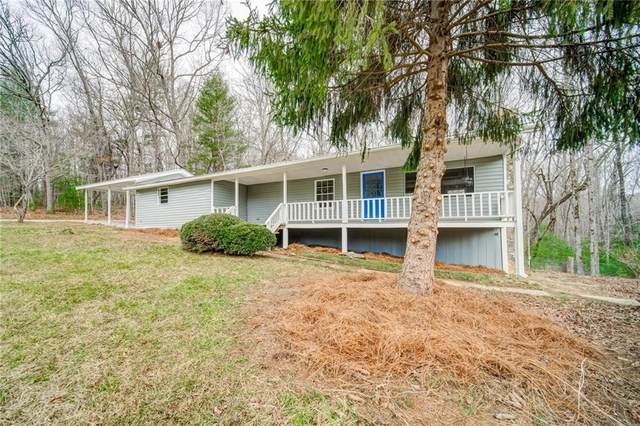 299 Leslie Dr, Blairsville, GA 30512 (MLS #8907585) :: Regent Realty Company