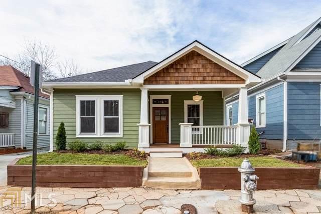 280 Josephine St, Atlanta, GA 30307 (MLS #8907727) :: Regent Realty Company