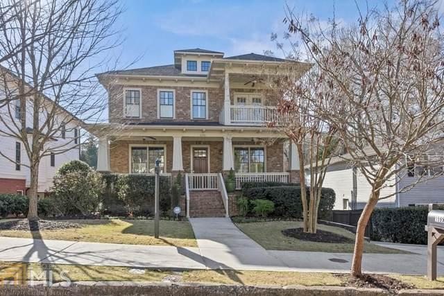 1595 Marlbrook Drive, Atlanta, GA 30307 (MLS #8907749) :: Amy & Company | Southside Realtors
