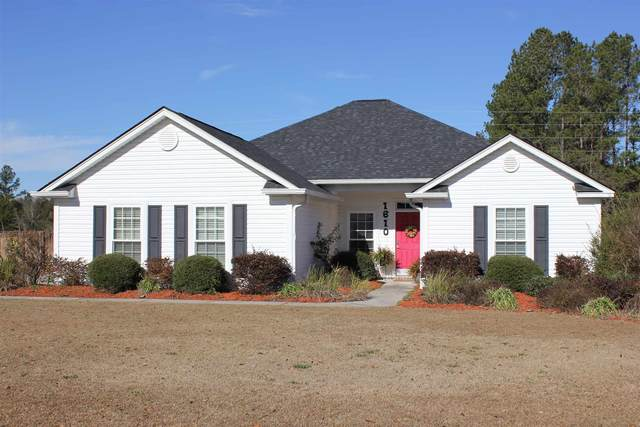 1610 Colony Ln, Brooklet, GA 30415 (MLS #8907987) :: RE/MAX Eagle Creek Realty