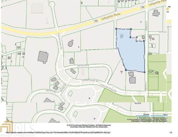 25 Robertson St, Lagrange, GA 30241 (MLS #8908100) :: Anderson & Associates