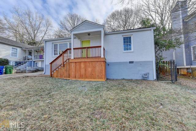 95 Stafford St, Atlanta, GA 30314 (MLS #8908158) :: The Heyl Group at Keller Williams
