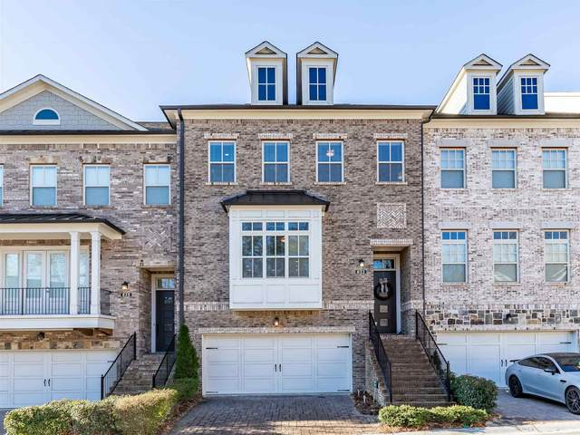 833 Canterbury Overlook, Atlanta, GA 30324 (MLS #8908169) :: Keller Williams Realty Atlanta Partners