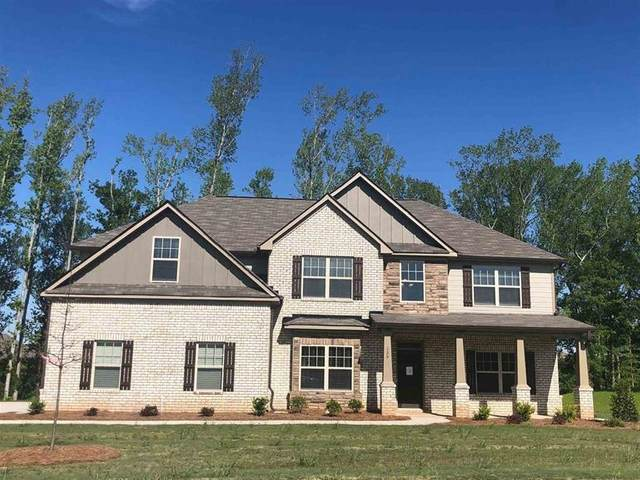 141 Lavender Way Lot 25, Mcdonough, GA 30252 (MLS #8908396) :: Rettro Group