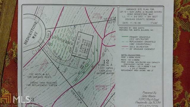 6260 Hedgestone Way, Douglasville, GA 30135 (MLS #8908734) :: Military Realty