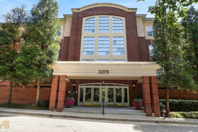 3275 Lenox Rd #406, Atlanta, GA 30324 (MLS #8908812) :: Keller Williams Realty Atlanta Partners
