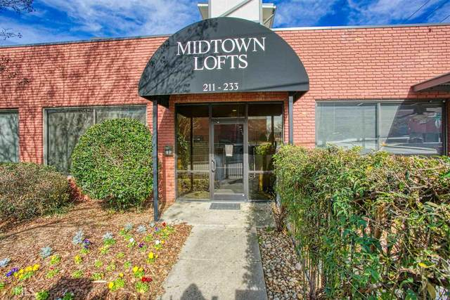 205 Johnson Ave #219, Carrollton, GA 30117 (MLS #8908884) :: Anderson & Associates