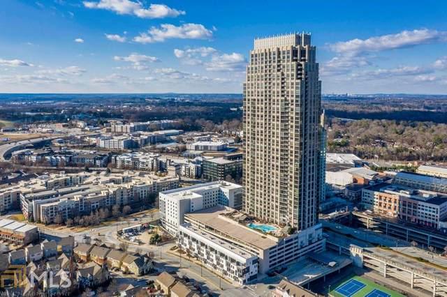 270 17Th St #1212, Atlanta, GA 30363 (MLS #8908900) :: Rettro Group