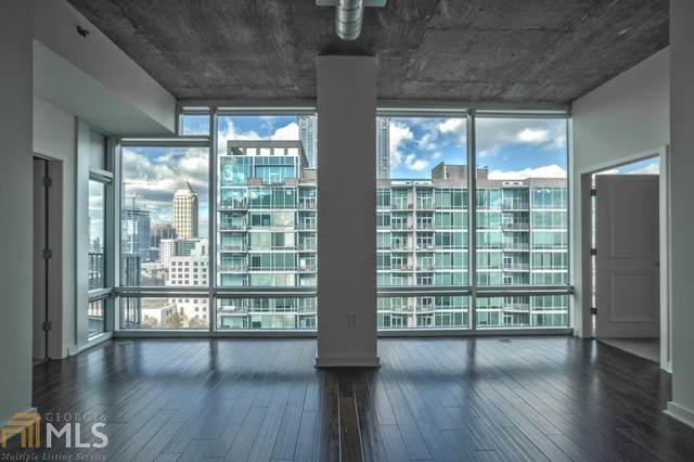 923 Peachtree St #1826, Atlanta, GA 30309 (MLS #8908944) :: Military Realty