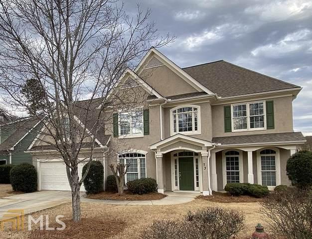 73 Eastlake Lndg #40, Newnan, GA 30265 (MLS #8909025) :: Lakeshore Real Estate Inc.