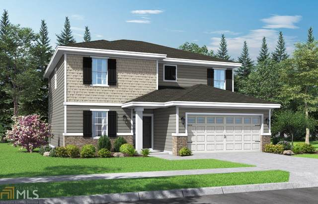 2057 NE Jessica Way #27, Conyers, GA 30012 (MLS #8909092) :: Regent Realty Company