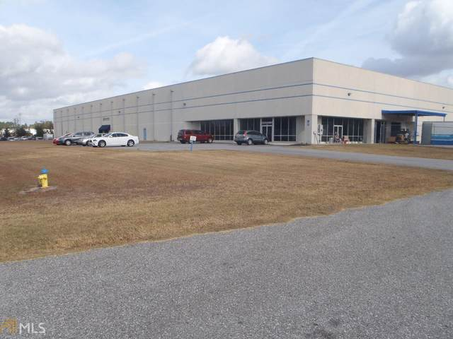 101 Commercial Dr, Woodbine, GA 31569 (MLS #8909155) :: Crown Realty Group