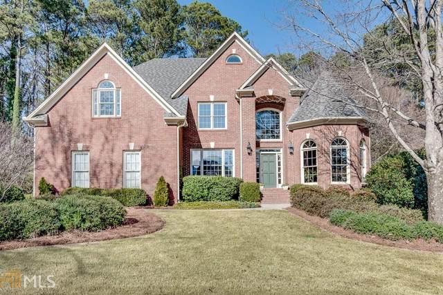 2478 Oakleigh Ct, Atlanta, GA 30345 (MLS #8909220) :: Scott Fine Homes at Keller Williams First Atlanta