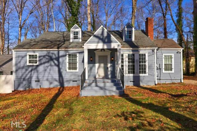 2365 Ben Hill Rd, East Point, GA 30344 (MLS #8909242) :: Anderson & Associates