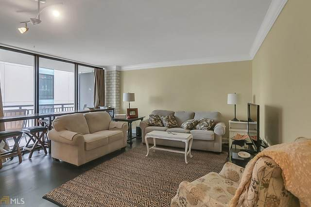 620 Peachtree St #1816, Atlanta, GA 30308 (MLS #8909274) :: Buffington Real Estate Group