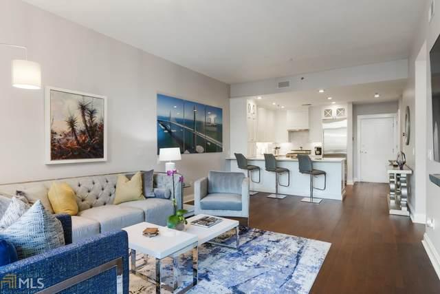 905 Juniper St #312, Atlanta, GA 30309 (MLS #8909336) :: Buffington Real Estate Group