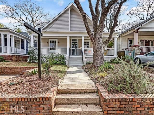 343 Josephine St, Atlanta, GA 30307 (MLS #8909342) :: Regent Realty Company