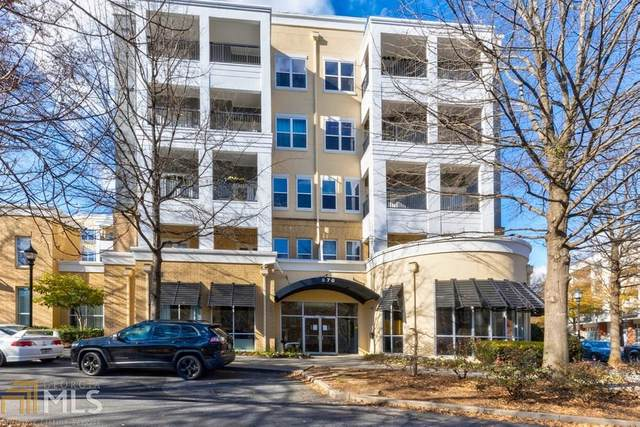 870 Inman Village Pkwy #224, Atlanta, GA 30307 (MLS #8909411) :: Keller Williams Realty Atlanta Partners