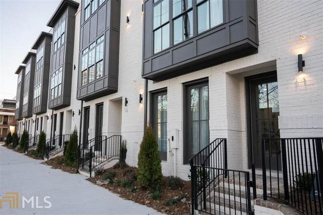 574 Boulevard Pl #7, Atlanta, GA 30308 (MLS #8909449) :: Buffington Real Estate Group