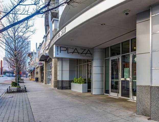 44 Peachtree Pl #426, Atlanta, GA 30309 (MLS #8909597) :: Maximum One Greater Atlanta Realtors