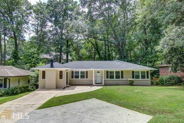 1995 Fairway Cir, Brookhaven, GA 30319 (MLS #8909613) :: Keller Williams Realty Atlanta Partners