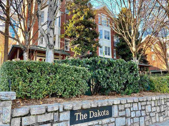 850 Piedmont Avenue Northeast #3107, Atlanta, GA 30308 (MLS #8909632) :: Military Realty