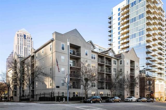 1075 Peachtree Walk A517, Atlanta, GA 30309 (MLS #8909699) :: Keller Williams Realty Atlanta Partners