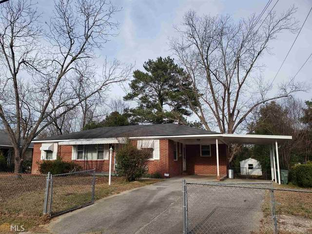 2227 Robinhood Rd, Macon, GA 31206 (MLS #8909718) :: Anderson & Associates
