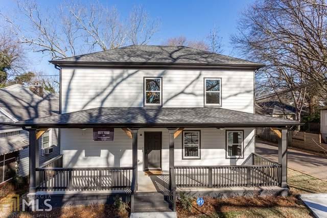 1003 Palmetto Ave, Atlanta, GA 30314 (MLS #8909796) :: Buffington Real Estate Group