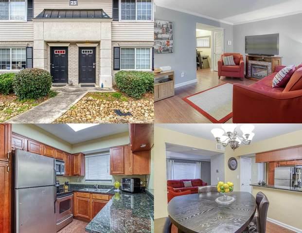 6940 Roswell Rd 25D, Atlanta, GA 30328 (MLS #8909814) :: Regent Realty Company