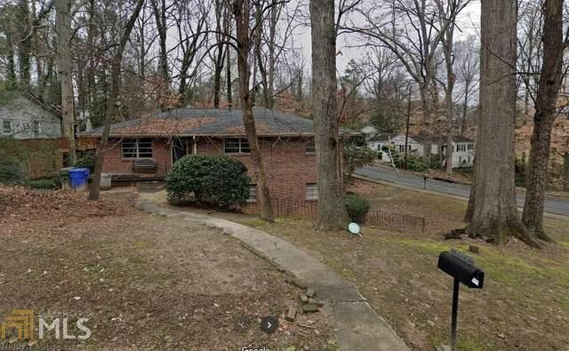 2096 Evergreen Ln A, Atlanta, GA 30318 (MLS #8910175) :: Buffington Real Estate Group