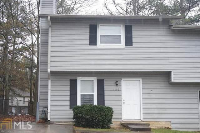 1162 NW Oak Villa Ct, Conyers, GA 30012 (MLS #8910348) :: Keller Williams Realty Atlanta Partners