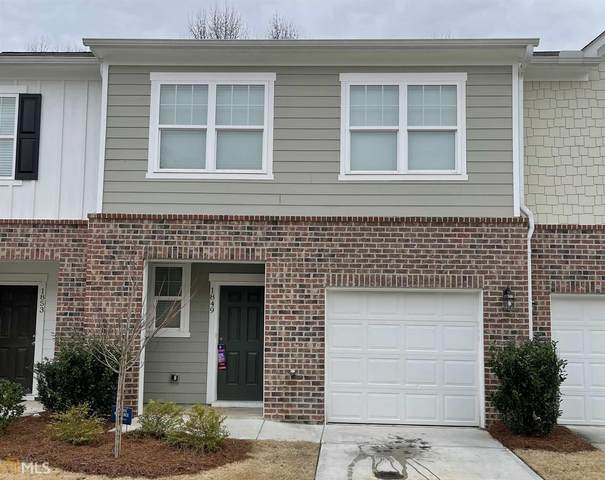 1849 Millstream Holw #149, Conyers, GA 30012 (MLS #8910397) :: Rettro Group