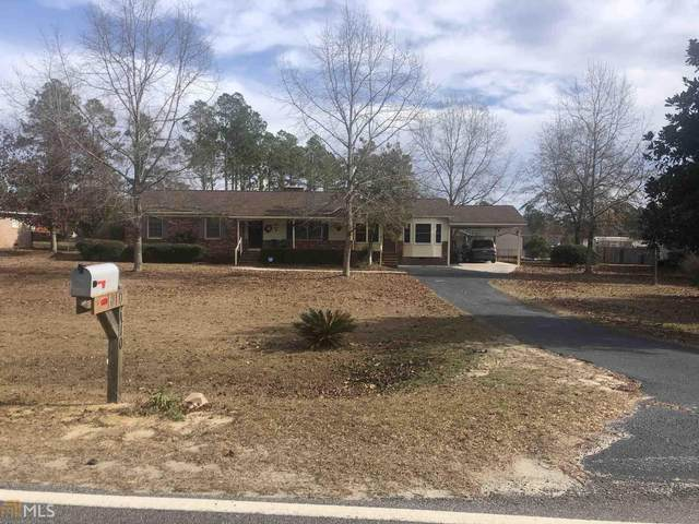 1010 Old Wadley Rd, Swainsboro, GA 30401 (MLS #8910485) :: The Realty Queen & Team