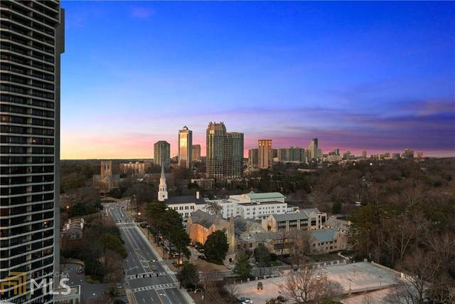 2626 Peachtree Rd #1106, Atlanta, GA 30305 (MLS #8910559) :: Keller Williams Realty Atlanta Partners