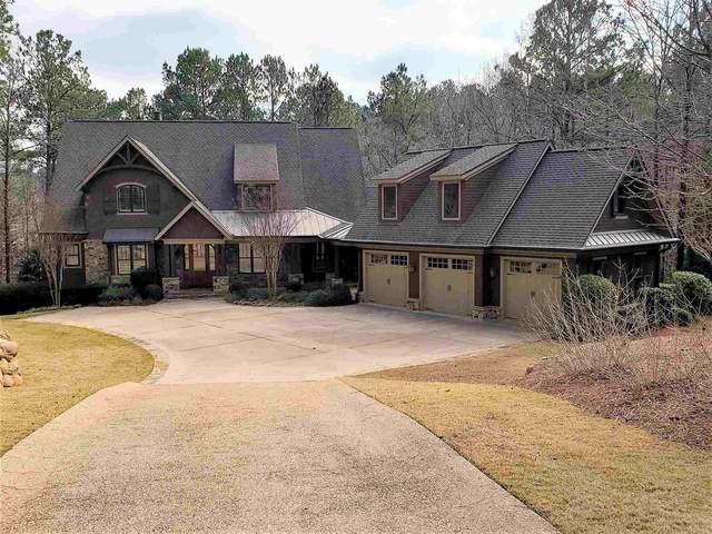 1041 Lake Club Vw #30, Greensboro, GA 30642 (MLS #8910586) :: Buffington Real Estate Group