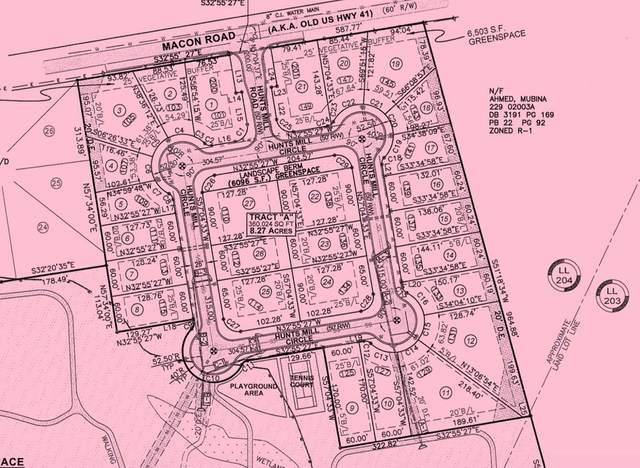 109 Hunts Mill Cir, Griffin, GA 30224 (MLS #8910671) :: Rettro Group