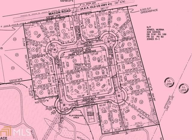 136 Hunts Mill Cir, Griffin, GA 30224 (MLS #8910676) :: Rettro Group