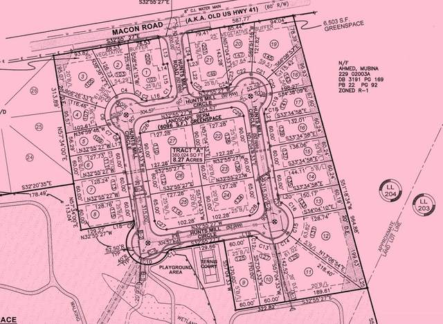 145 Hunts Mill Cir, Griffin, GA 30224 (MLS #8910687) :: RE/MAX Center