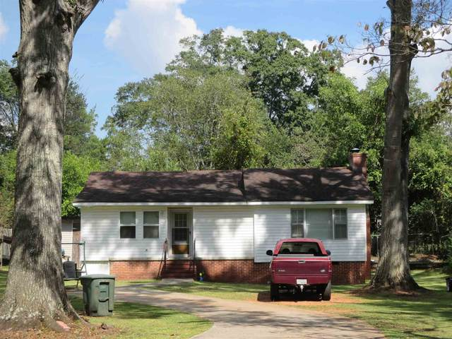 207 Forrest Ave, Thomaston, GA 30286 (MLS #8910841) :: The Realty Queen & Team