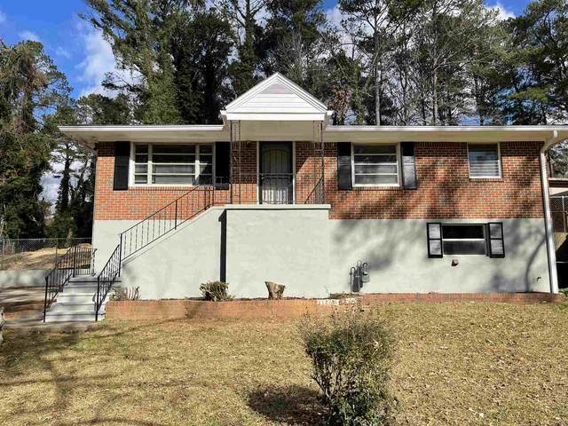 3927 Boulder Park Dr, Atlanta, GA 30331 (MLS #8910925) :: Rettro Group