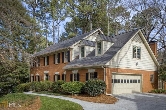 230 Cameron Ridge Dr, Sandy Springs, GA 30328 (MLS #8910932) :: AF Realty Group